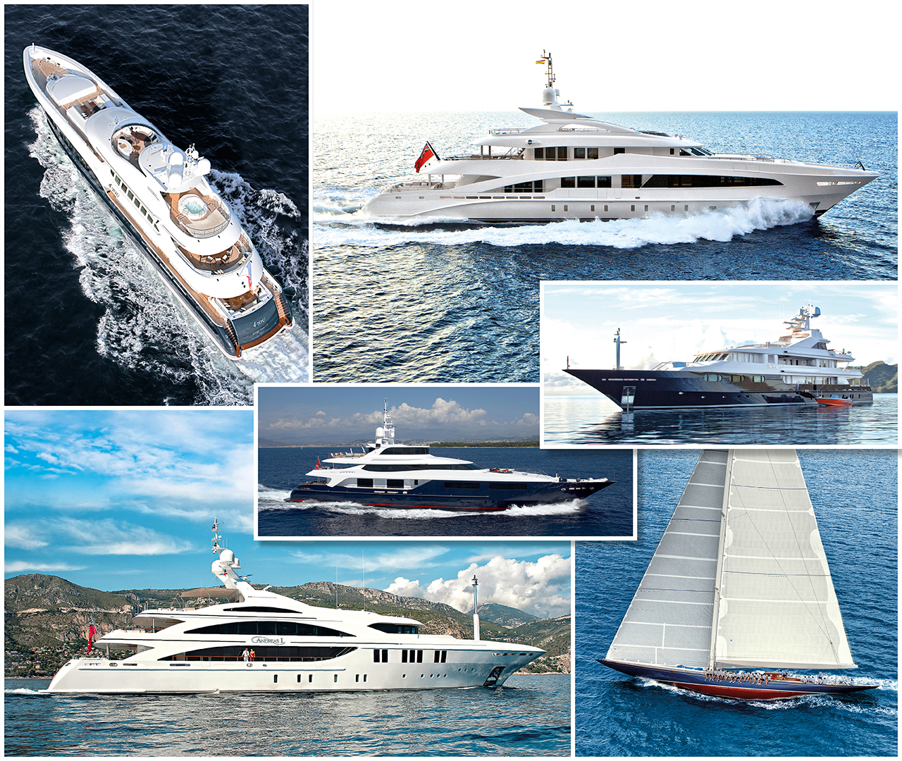 Buy yachts with Edmiston