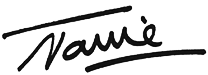 Jamie Edmiston Signature